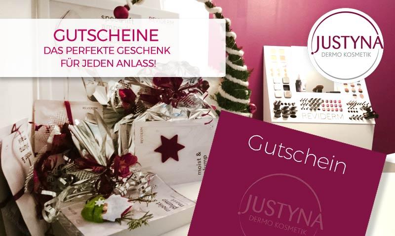Kosmetikstudio Jusytna Gutscheine