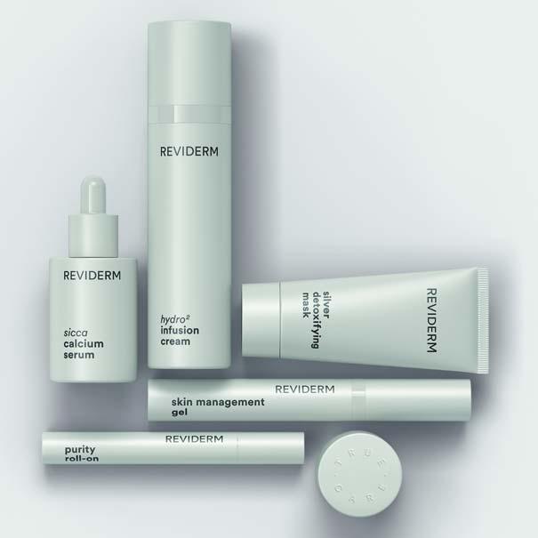 Reviderm infusion cream