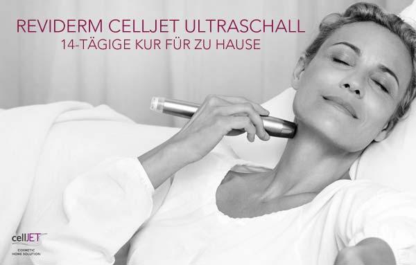 Reviderm CellJet Kur für zu Hause