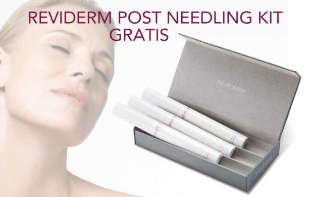 Reviderm Post Needling Kit Gratis